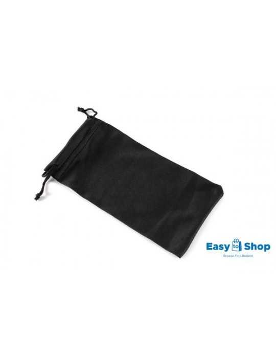 Black Pouch (soft textile)